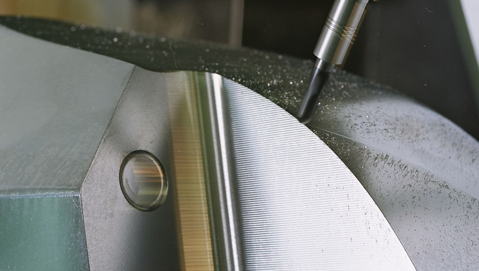 Superior Surface Finishing
